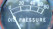 Possible Reasons for Low Oil Pressure