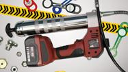 How to Operate a Grease Gun Safely