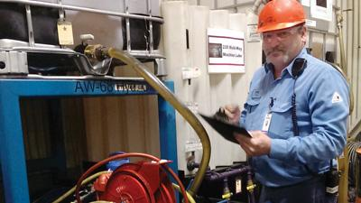 Cmwa 39 s durham sees benefits of solid lubrication program for A m motors paris ky