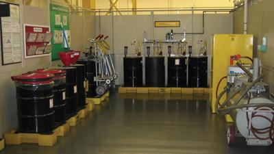 How To Justify Lubricant Storage And Handling Improvements