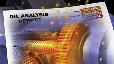 What An Abnormal Oil Analysis Result May Indicate