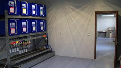 How Storage and Dispensing Systems Can Keep Oil Clean, Save Space