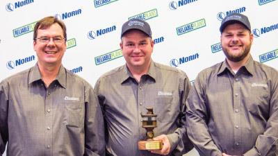 Simmons Feed Ingredients Wins Battle Award