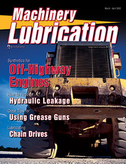 Machinery Lubrication - Cover - 3/2002