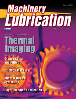 Machinery Lubrication - Cover - 3/2004