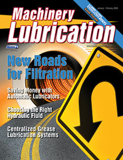 Machinery Lubrication - Cover - 1/2005