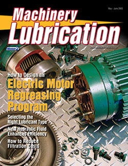 Machinery Lubrication - Cover - 5/2005
