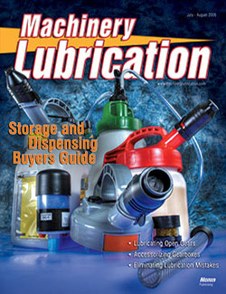 Machinery Lubrication - Cover - 7/2006