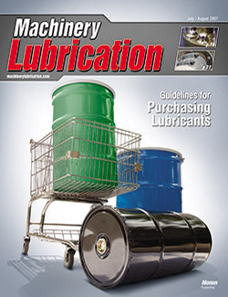 Machinery Lubrication - Cover - 7/2007