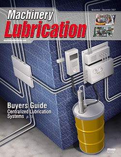 Machinery Lubrication - Cover - 11/2007