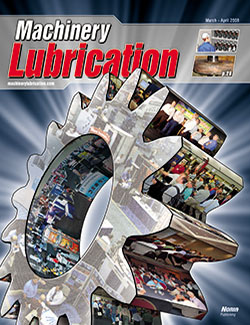 Machinery Lubrication - Cover - 3/2008