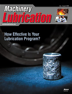 Machinery Lubrication - Cover - 7/2008