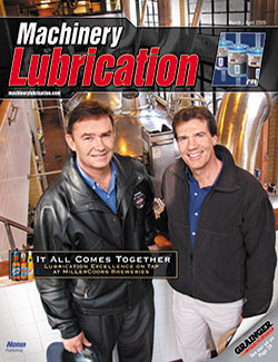 Machinery Lubrication - Cover - 3/2009