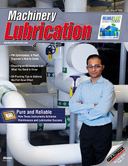 Machinery Lubrication - Cover - 7/2009