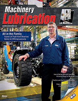 Machinery Lubrication - Cover - 3/2010