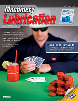 Machinery Lubrication - Cover - 7/2010