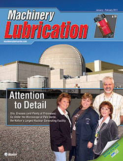 Machinery Lubrication - Cover - 1/2011