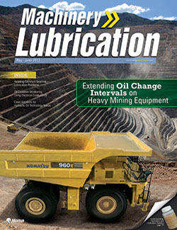 Machinery Lubrication - Cover - 6/2013