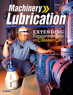 Machinery Lubrication - Cover - 6/2015