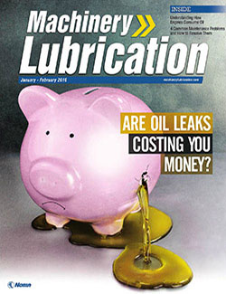 Machinery Lubrication - Cover - 2/2016