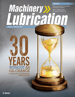 Machinery Lubrication - Cover - 2/2017