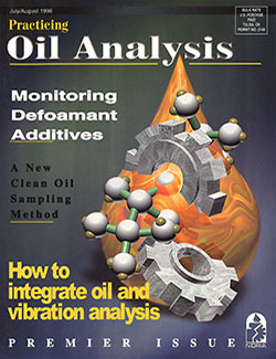 Practicing Oil Analysis - Cover - 7/1998