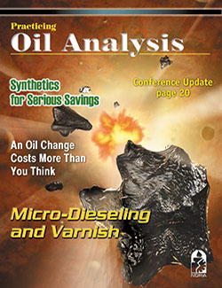 Practicing Oil Analysis - Cover - 5/1999