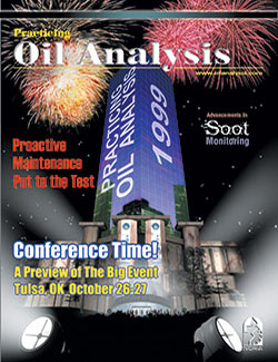 Practicing Oil Analysis - Cover - 7/1999