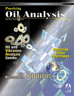 Practicing Oil Analysis - Cover - 11/1999