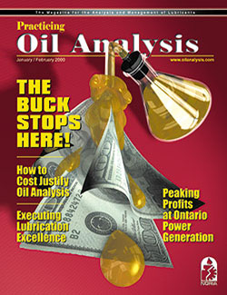 Practicing Oil Analysis - Cover - 1/2000
