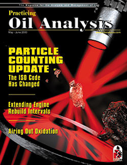 Practicing Oil Analysis - Cover - 5/2000