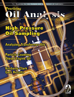 Practicing Oil Analysis - Cover - 1/2002