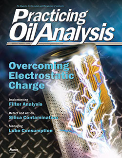 Practicing Oil Analysis - Cover - 1/2006