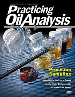 Practicing Oil Analysis - Cover - 11/2006