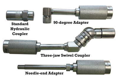 Greasing your Driveshaft - Compact Utility and Farm Tractor