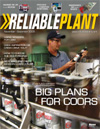 Reliable Plant - Cover - 11/2005