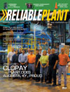 Reliable Plant - Cover - 11/2006